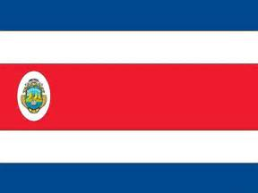 costa rica colors costa rica flag wallpapers