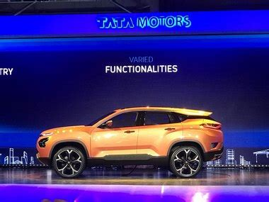 tata motors uing suv auto expo 2018 tata motors unveils the h5x suv concept
