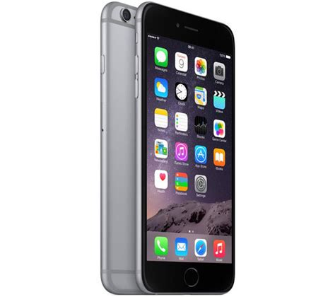 Iphone 6 Plus 64 Gb Gray buy apple iphone 6 plus 64 gb space grey free delivery currys