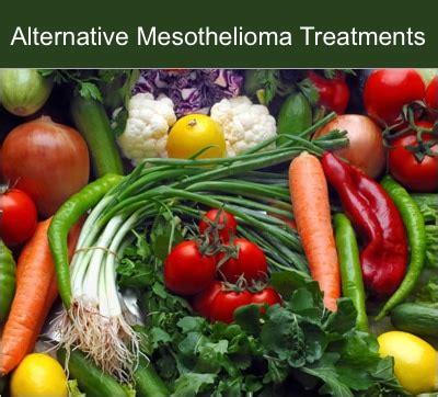 alternative mesothelioma treatment homestead survival