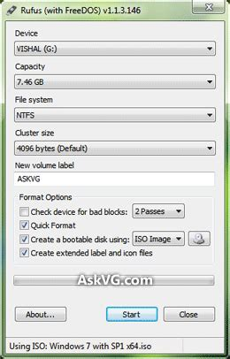 live cd format hard drive list of freeware to create bootable usb drive to install
