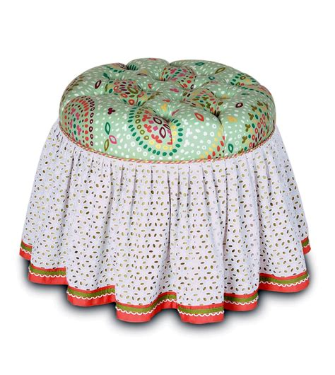 vanity stool with skirt cute low vanity chair with skirt