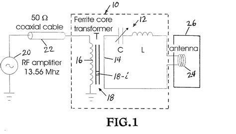 rf transistor lifier design and matching networks patent us20030146803 matching network for rf plasma source patents