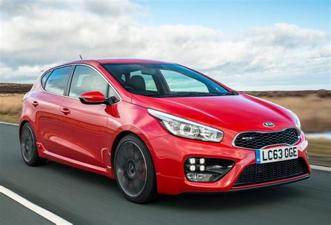 New Kia Ceed Prices Kia Ceed Gt Uk Pricing Confirmed