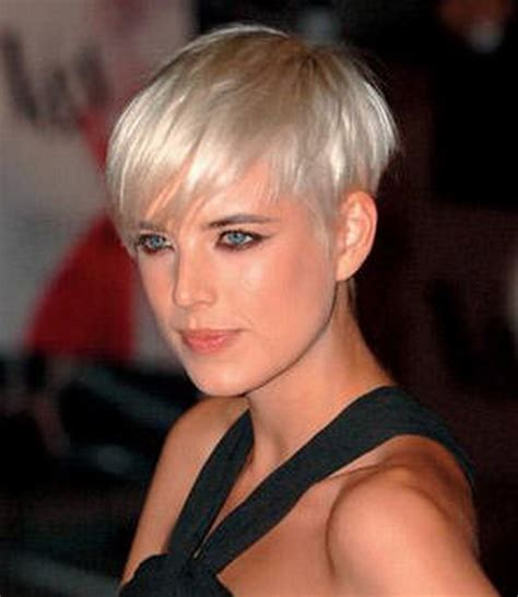 pixie hairstyles long in front cropped pixie haircut