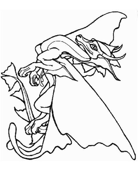 giochi di draghi volanti draghi da colorare disegni gratis