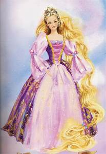 rapunzel barbie rapunzel photo 13789246 fanpop
