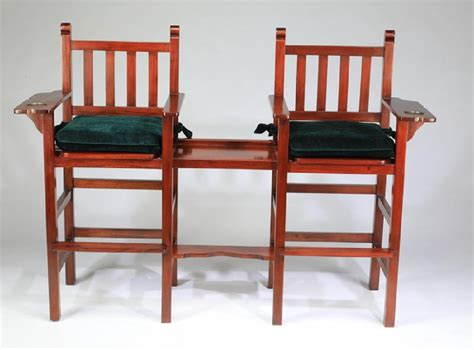 used pool table chairs spectator chairs for pool table used and damaged