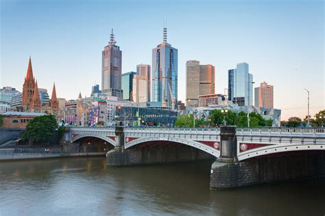 Free Melbourne file melbourne skyline and princes bridge dec 2008 jpg