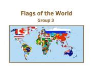 Esl English Powerpoints World Flags 3 Flags Of The World Powerpoint