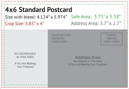 usps postcard guidelines template postcard services postcard and direct mail layout templates