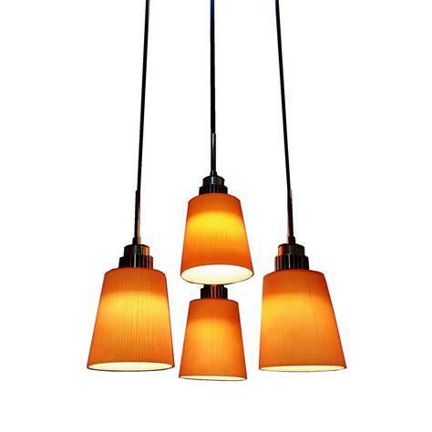 4 light pendant light 4 light led hanging pendant l in l brilliant source