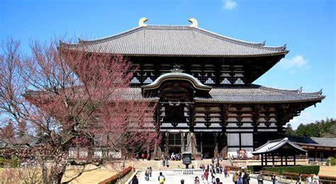 imagenes de nara japon el templo todai ji de nara y el daibutsu su buda gigante