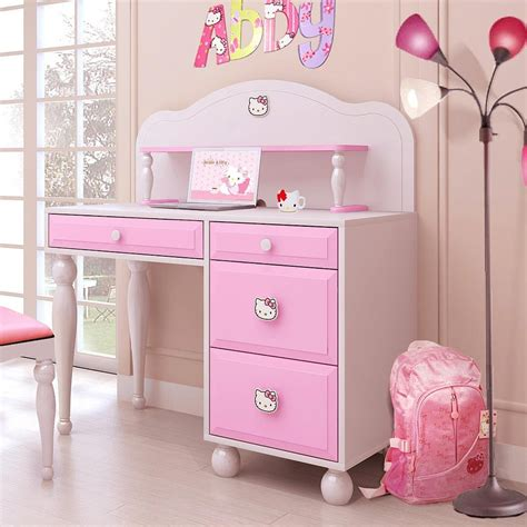 Colorful Teenage Bedroom Ideas cute study desks for kids