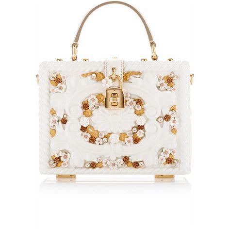Dolce And Gabbana Floral Purse by Dolce Gabbana Floral Plexiglas Handbag 180 715 Dop