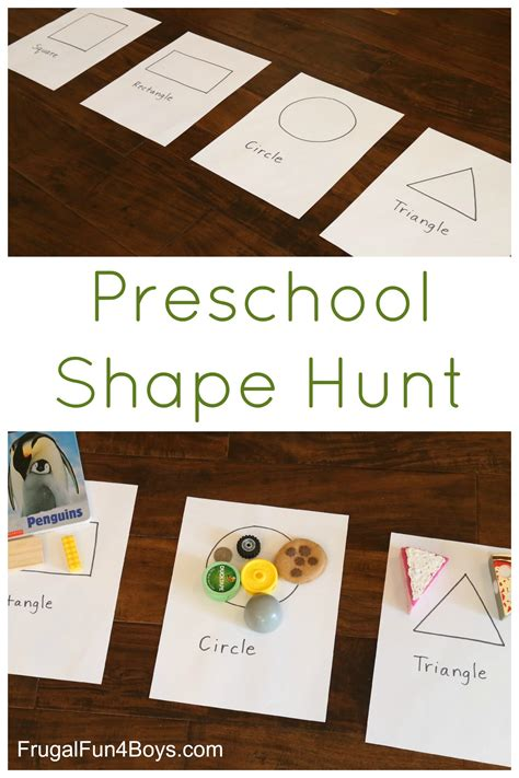 10 home trends that will shape your house in 2017 preschool shape scavenger hunt