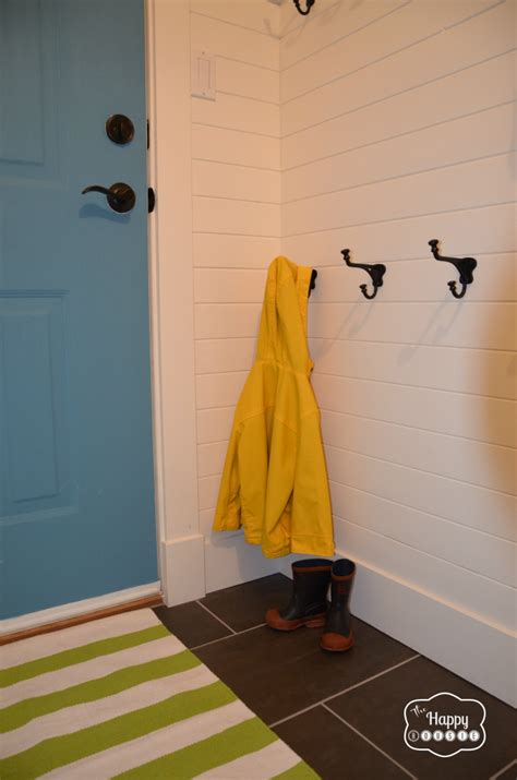 room hooks how to rev a laundry room mud room on a budget the happy housie