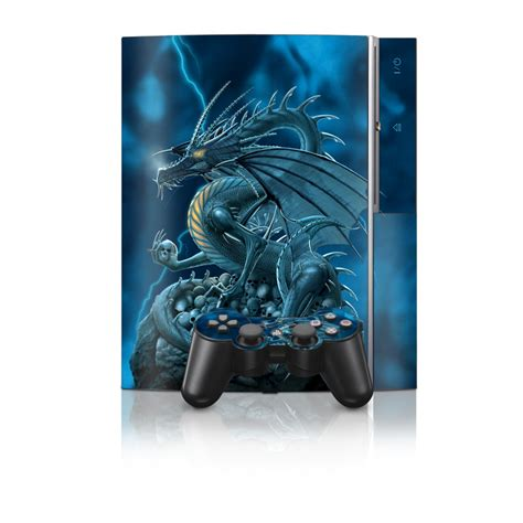 Skin Playstation 3ps3 Custom abolisher ps3 skin covers sony playstation 3 for custom style and protection