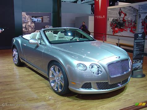 bentley v12 2012 bentley continental gtc powered by a 6 0 liter
