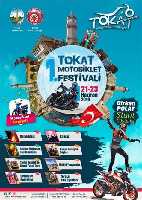 tokat motosiklet festivali tokat tokat festivalleri