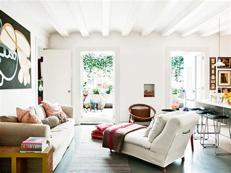 stylish house cozy and stylish house in barcelona home design and interior