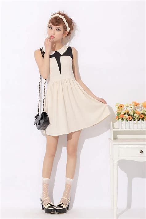 Dress Betwo pan collar dress should be two things fabulou