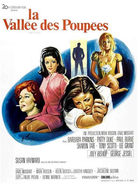 libro la valle des poupes la vall 233 e des poup 233 es film 1968 senscritique