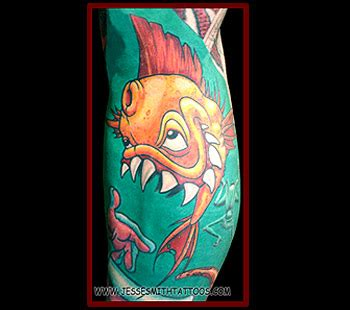 new heights tattoo queen creek jesse smith gnarly fish