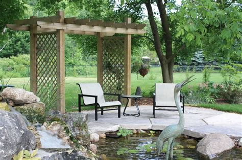 Patio Burlington On Photo Gallery Landscaping Network Small Pergola Plans