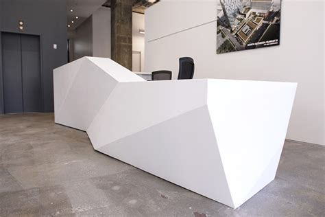 modern reception desk design image gallery modern reception desk