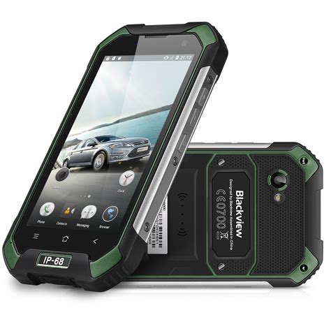 Blackview Bv6000s Waterproof Android 6 0 Octa 4g Lte 2gb Ram 16 D blackview bv6000s 4g android 6 0 16gb waterproof compass smartphone ebay