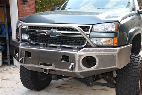build my chevrolet my custom bumper build page 2 diesel place chevrolet