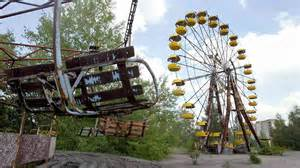 Abandoned Amusement Park Life Thriving In The Chernobyl Exclusion Zone Blog Of