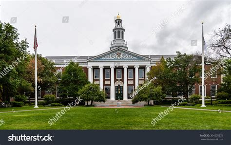 Mba Schools In Boston by Harvard Business School The Facade Of The Baker