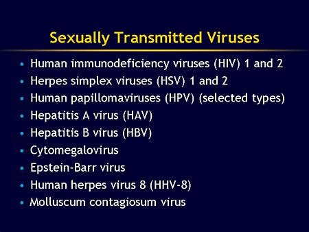 sexually transmitted infection wikipedia sexually transmitted diseases viral venereal diseases viral