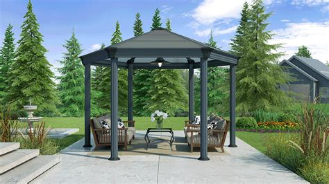 garden canopy gazebo burlington garden gazebo the canopy shop