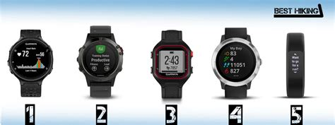 best garmin the best garmin watches to buy in 2018 best hiking