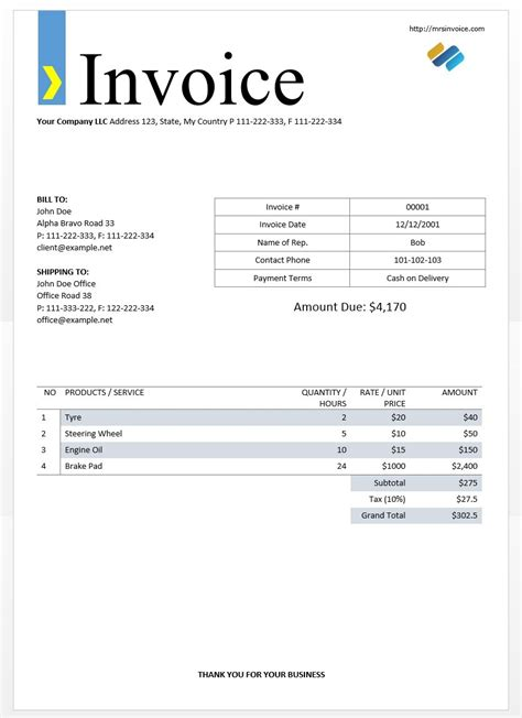 cool invoice templates invoice template ideas