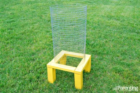 backyard kerplunk game diy backyard ker plunk game
