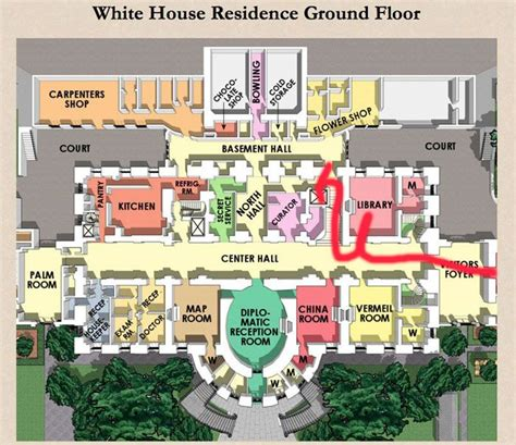 white house replica floor plans cote de texas impressive a map of the white house it