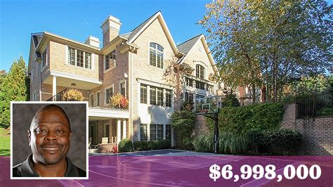 patrick house nba great patrick ewing lists new jersey home for sale at 7 million hartford courant