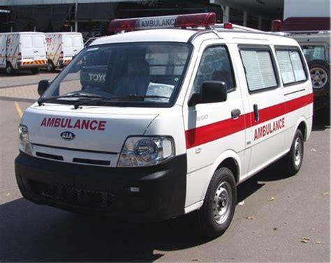 Kia Ambulance Ambulance Photos Kia Besta Ambulance Med Fit