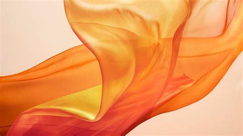 wallpaper macbook air abstract orange os
