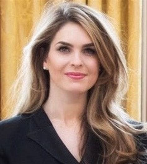 hope hicks to join fox ex trump aide hope hicks joins fox as communications chief