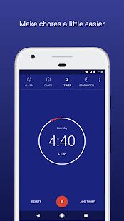 clock android apps on google play