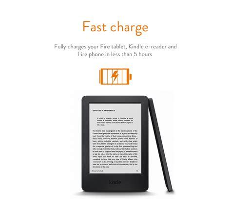 kindle usb charger powerfast usb wall charger for kindle hd