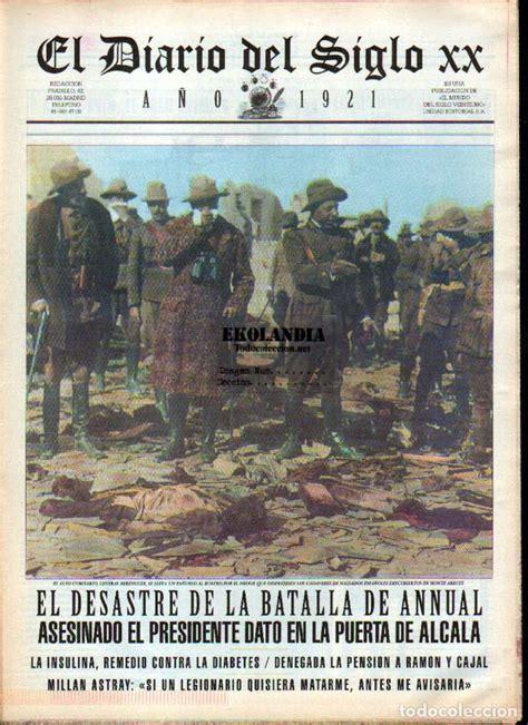 1921 diario de una el diario del siglo xx ekl 1921 1 el desa comprar otras revistas y peri 243 dicos modernos