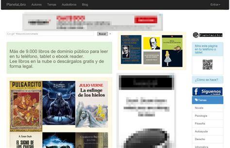 12 sitios web estupendos para descargar gratis y en forma legal miles de libros en espa 241 ol