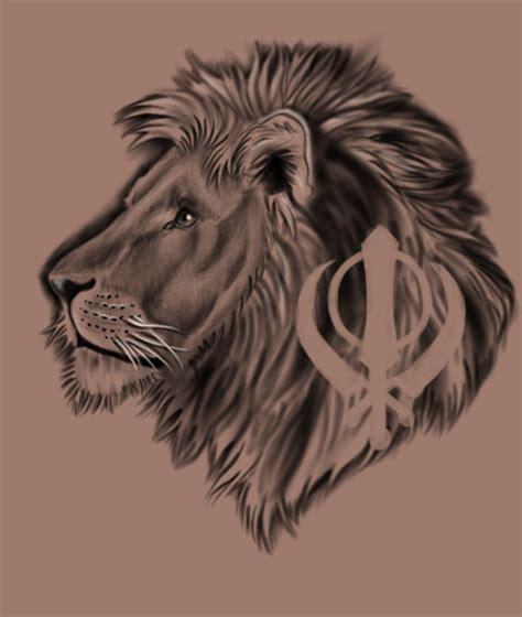 sikh khanda tattoo designs khanda concept artwork
