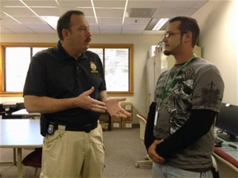 Po Officer by Pilot Program Helps Rural Probationers Stay Out Of